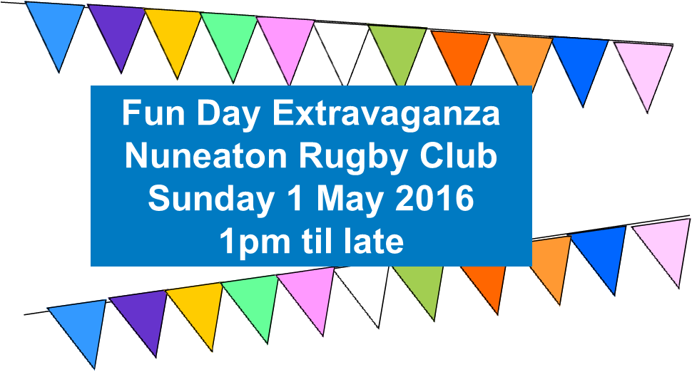 Nuneaton Rugby Club event