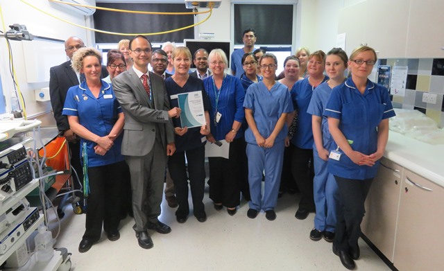 Jag award Endoscopy