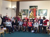 Singing for breathing Christmas 2017