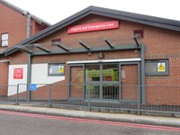 George Eliot Hospital's A&E Department will open a new Rapid Assessment and Treatment service