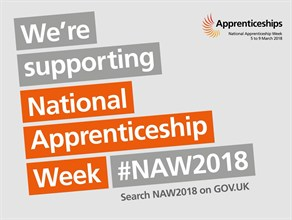 National Apprentice Week 2018